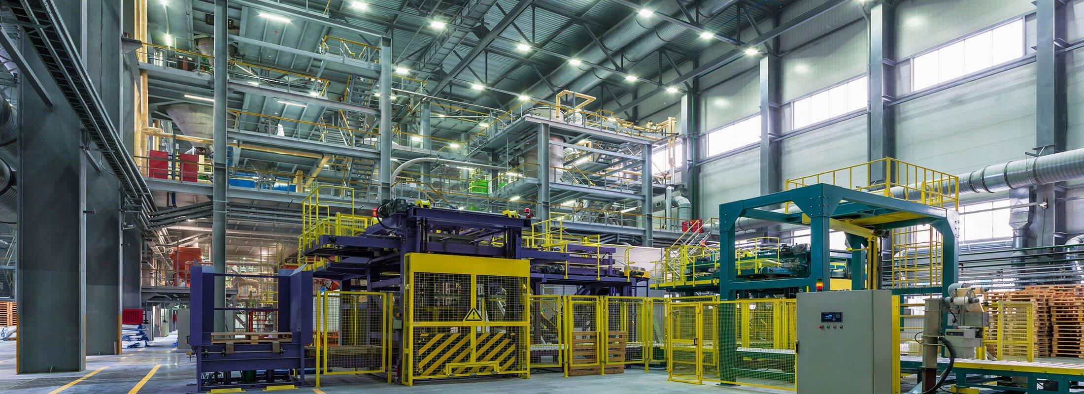 industrial slider